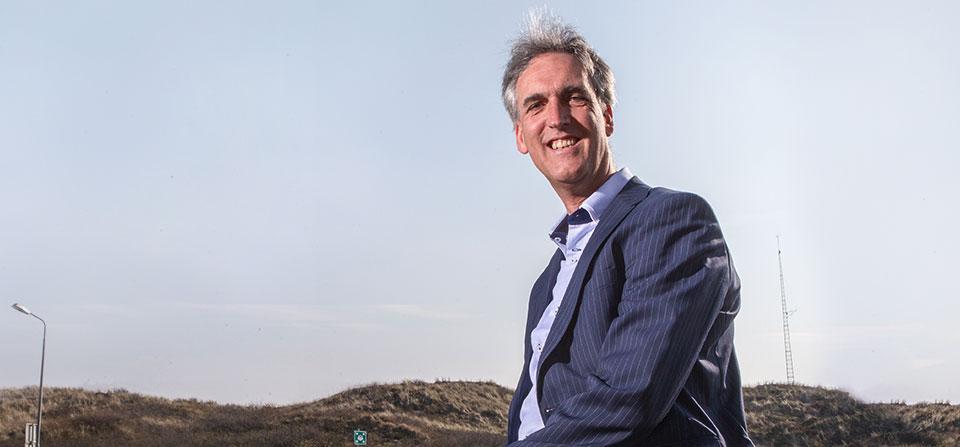 """""""Nederland kan niet zonder windenergie"""" zegt Pieter Eecen van het ECN"""