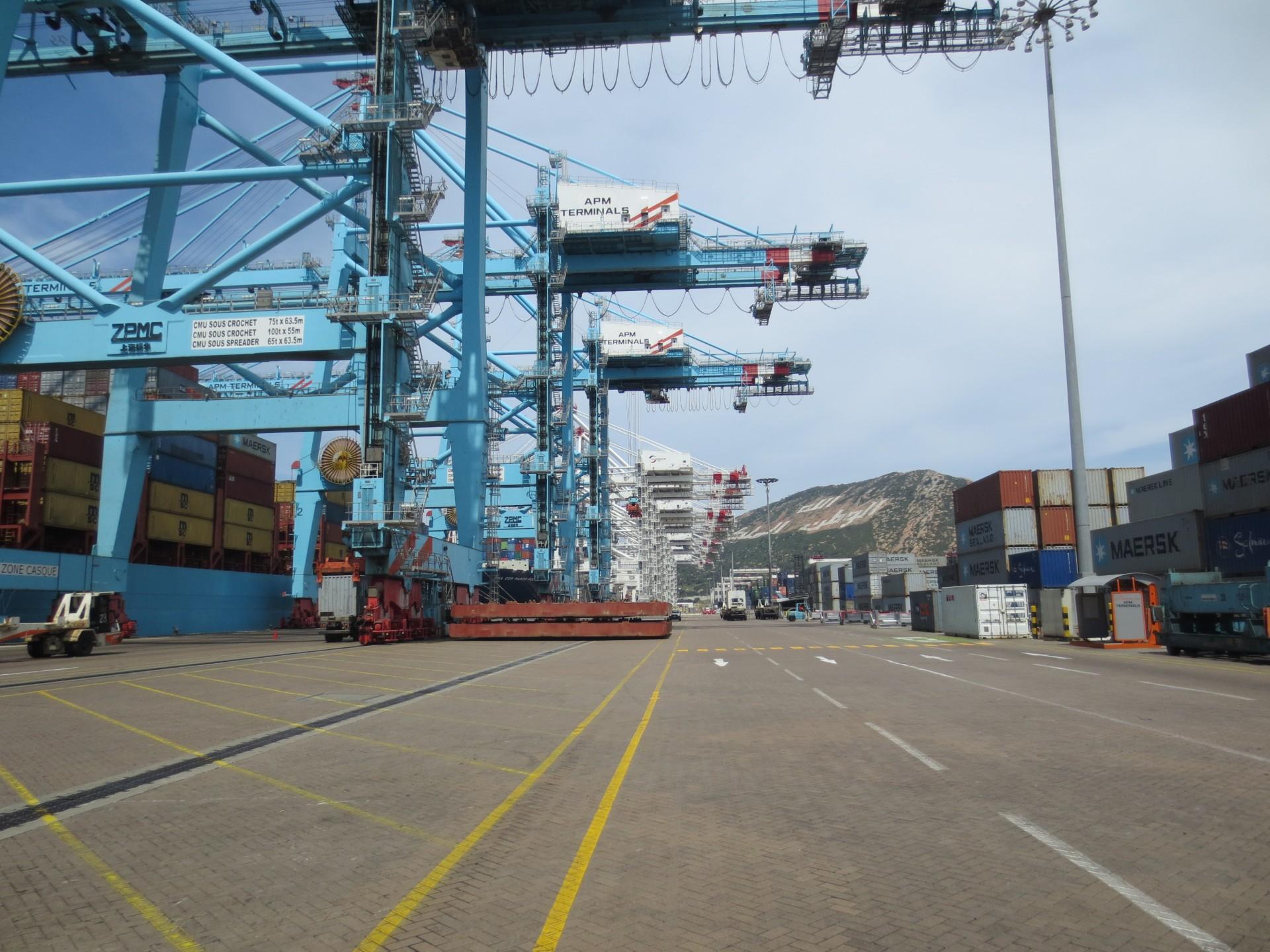 APM Terminals in Marokko werkt aan duurzaamheid