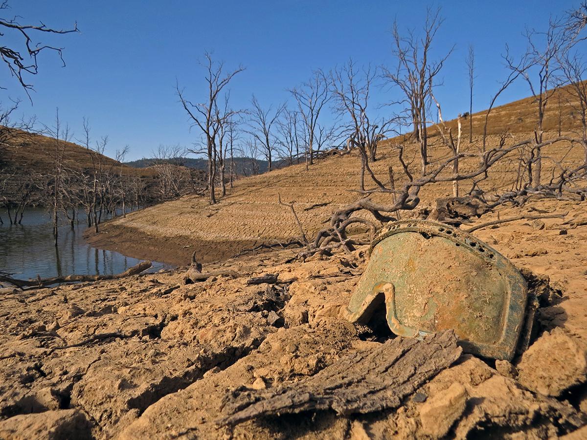 boete voor waterverbruik droogte Californië