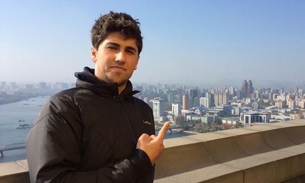 Eerste westerse student op universiteit Noord-Korea