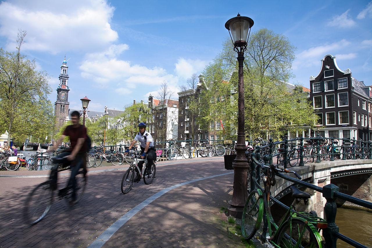 Amsterdam is internationaal een voorloper op gebied van klimaatverandering en groen doen