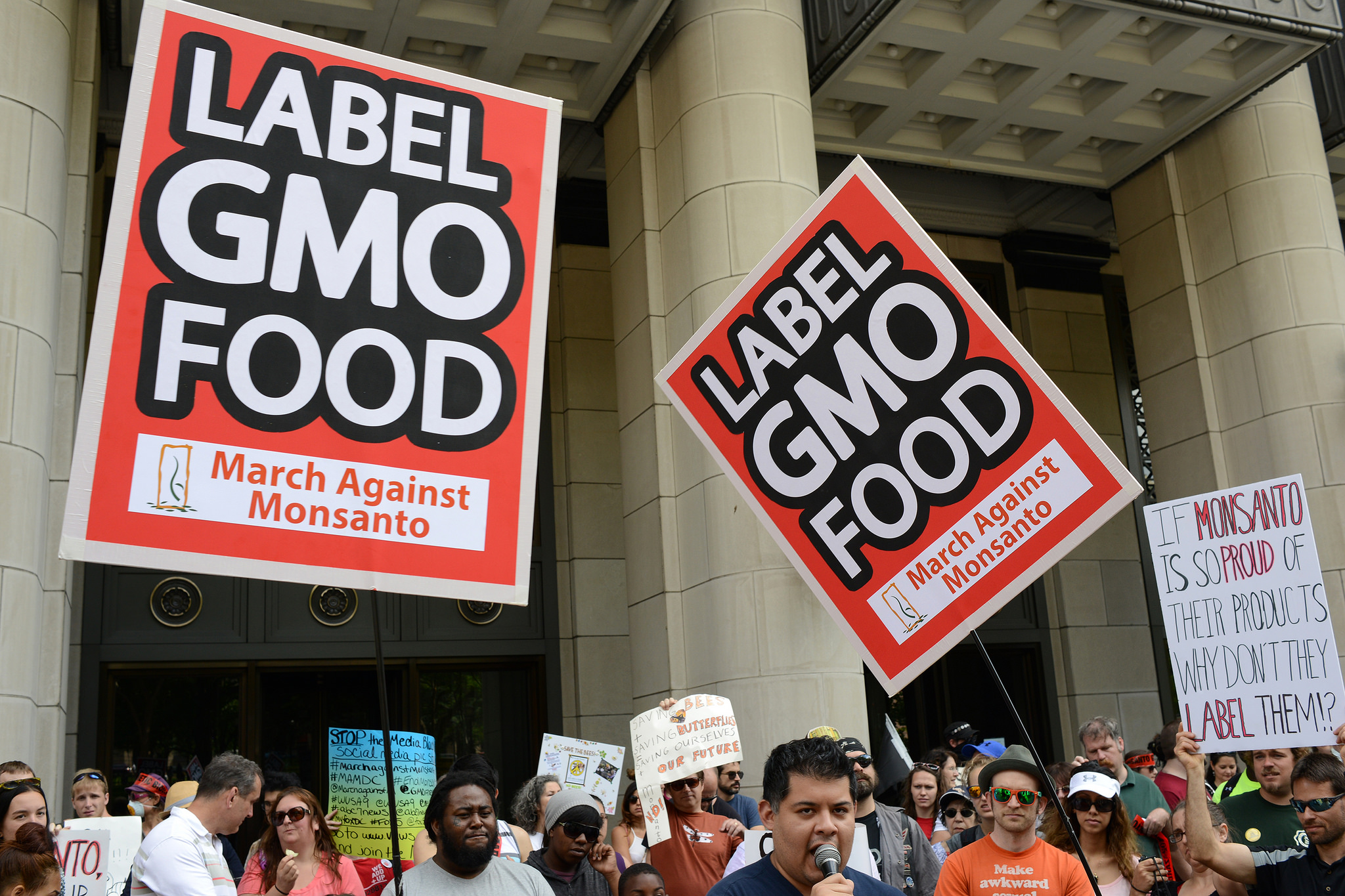 Dark Act, Amerika, GMO, labelling