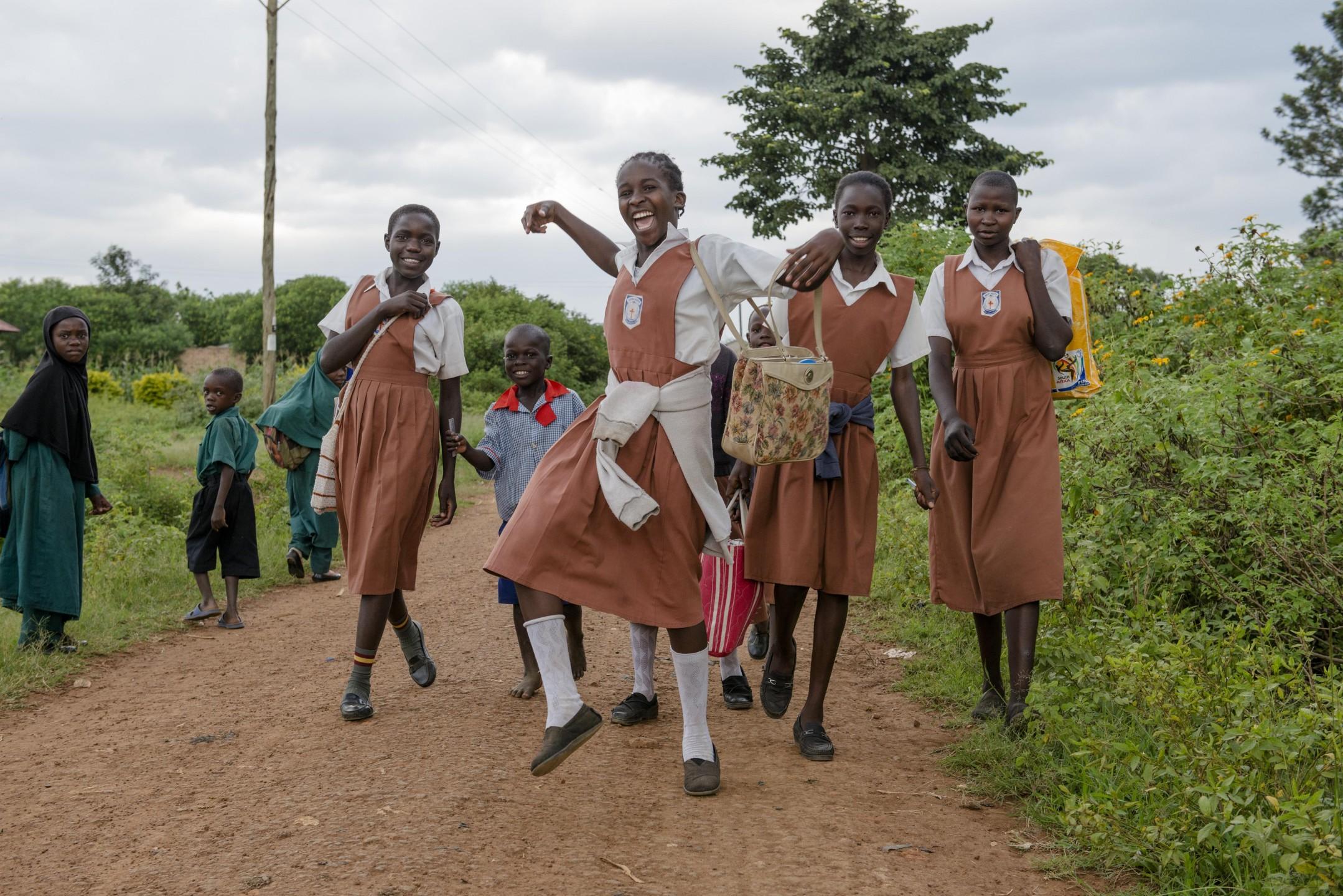 Meisjesrechten