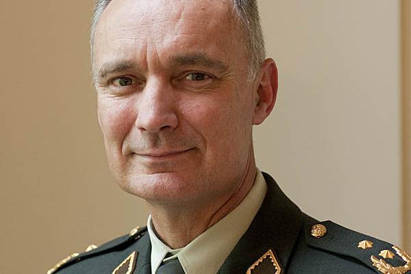 Commandant der Strijdkrachten Middendorp