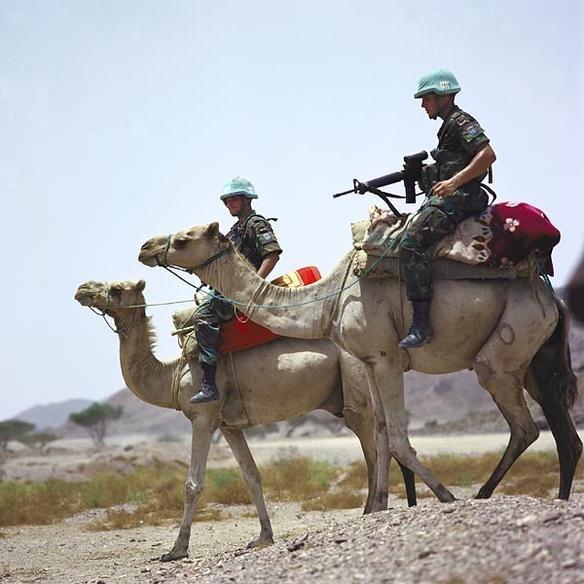 Recent VN-rapport toont dat de technologie van vredesmissie ver onder de maat is