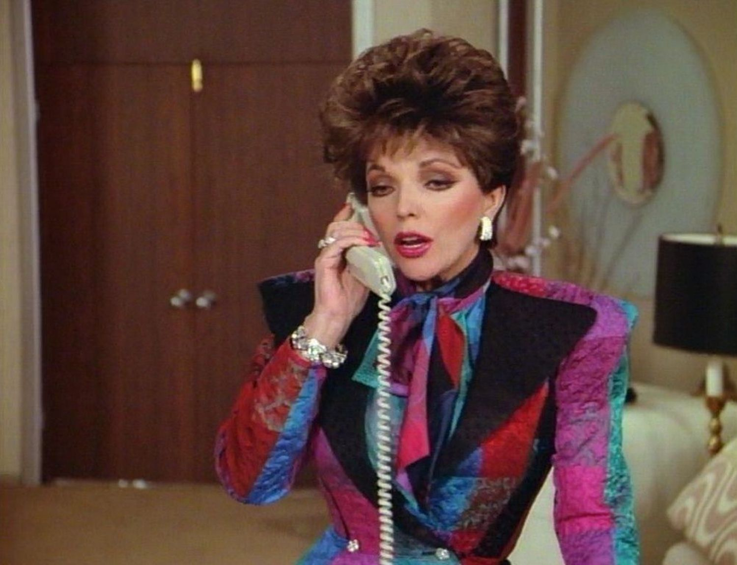 Alexis Carrington Colby, powervrouw uit Dynasty