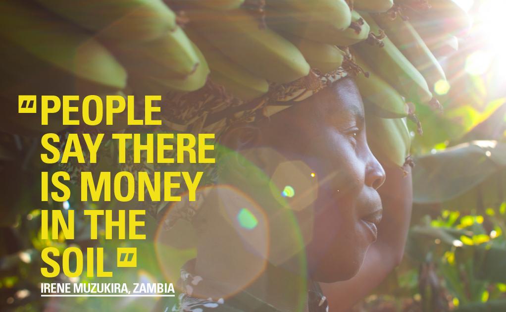 Wie honger in tijden van klimaatverandering wil bestrijden, doet er goed aan eerst de Afrikaanse vrouw te emanciperen