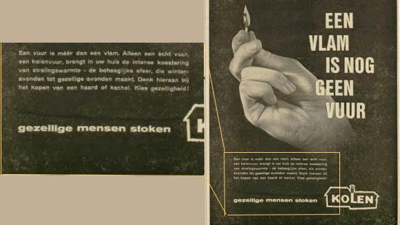 Propaganda kolen poster