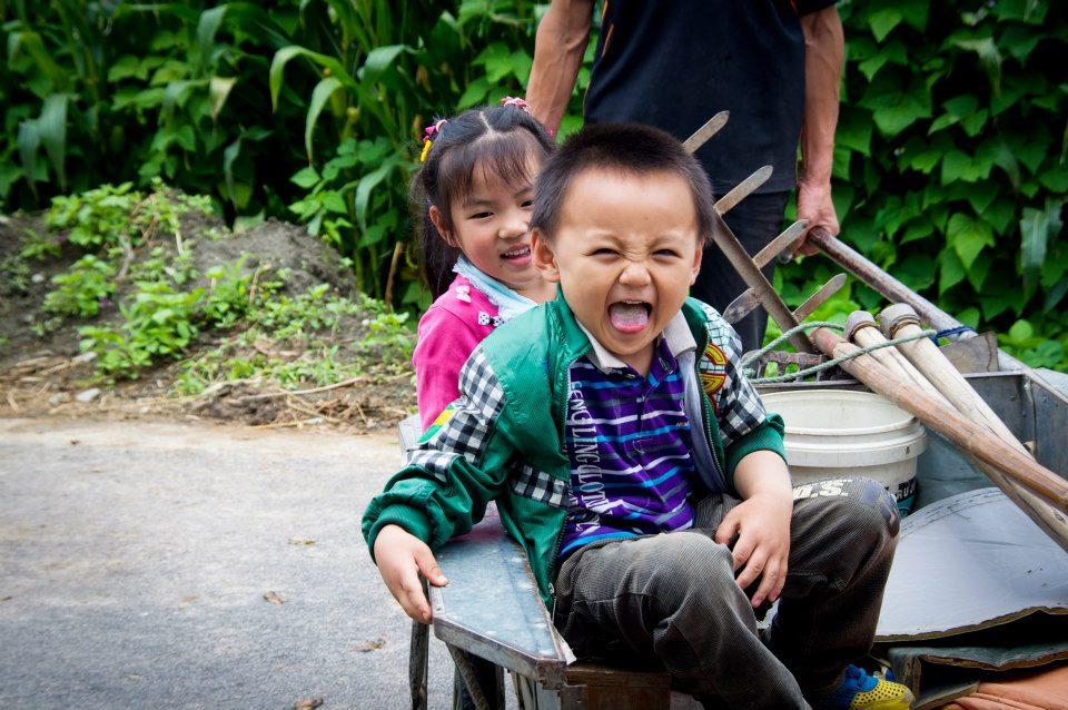 Chinese kinderen