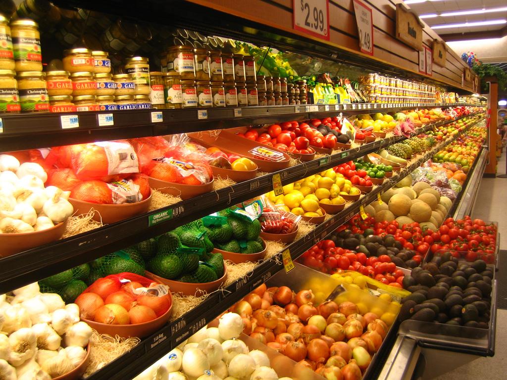 Foto: Supermarkt, Flickr.com