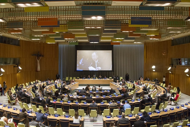 General Assembly Discusses Responsibility to Protect, September 2015