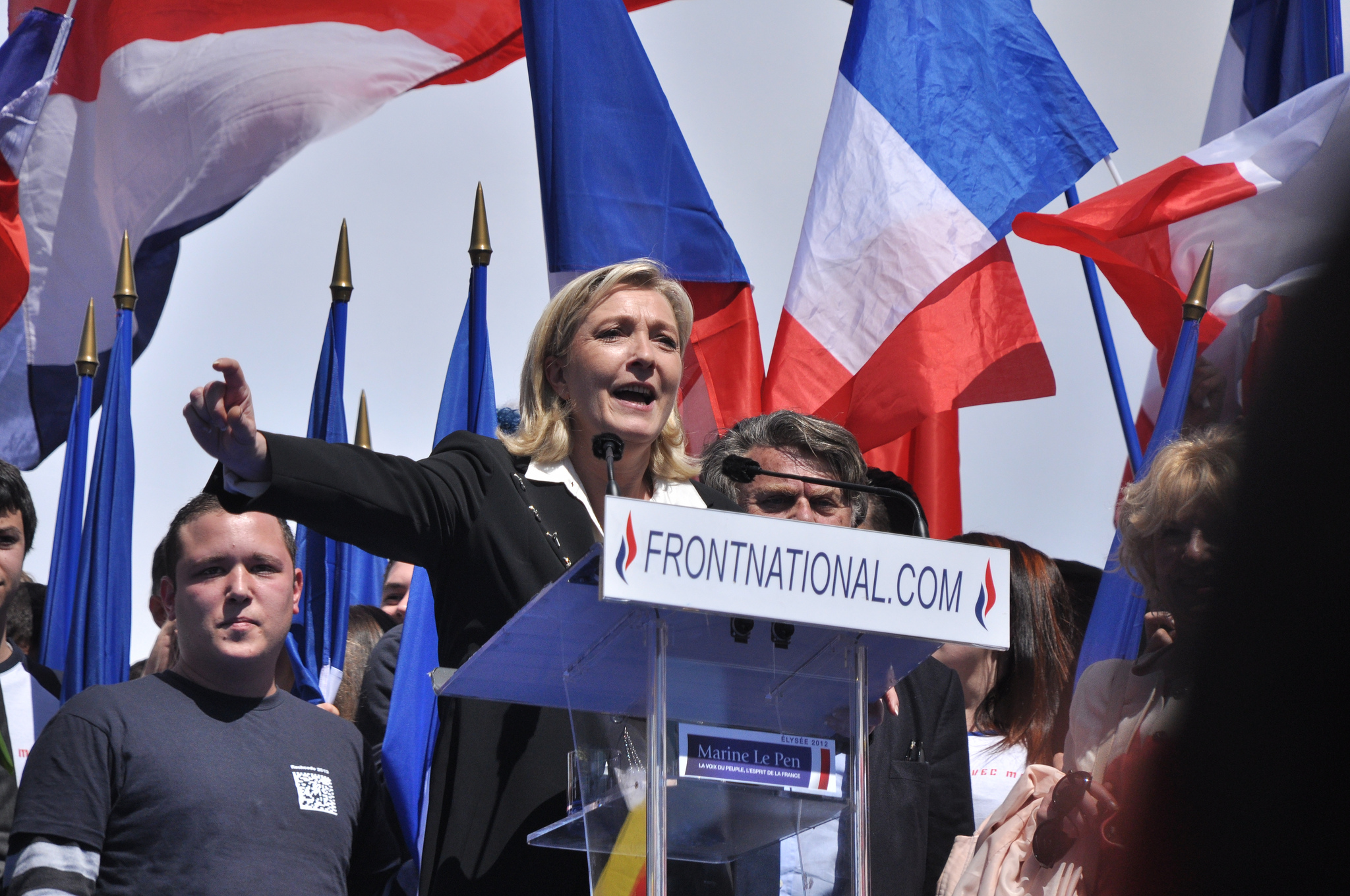 Marine Le Pen (2012)