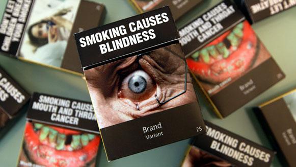 Australië mag sigaretten met horrorplaatjes blijven verkopen