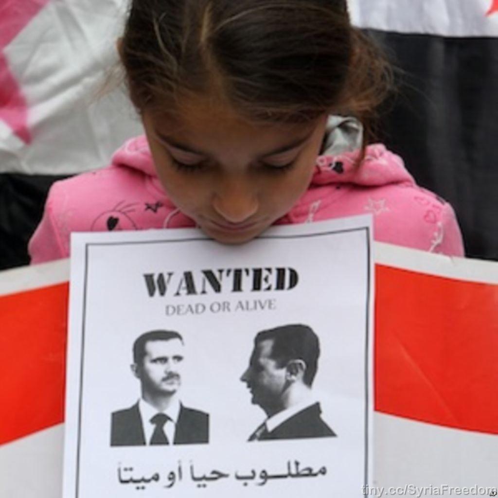 Waarom beschermen we de Syrische bevolking niet tegen Assad?