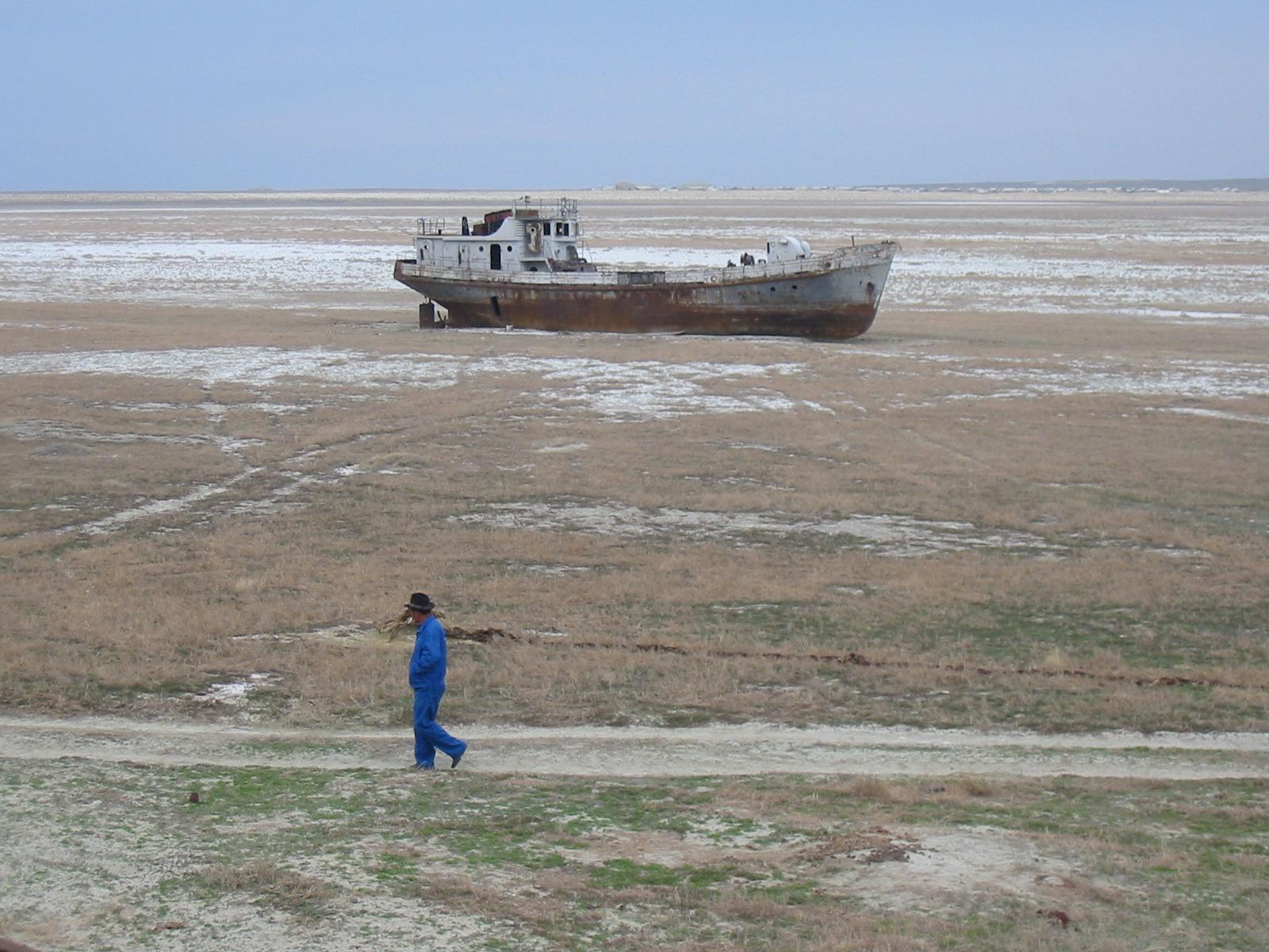 Uitdroging Aralmeer