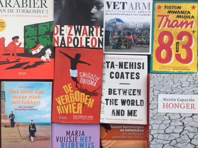 Favoriete boeken van 2015, o.a. Vamba Sherif, Ta-Nehise Coates, Marona van den Heuvel, Chigozie Obioma