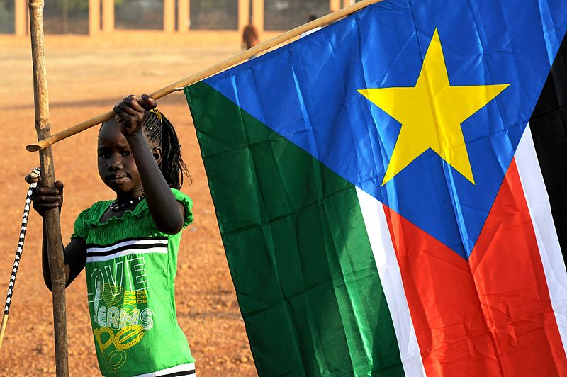 Zuid-Soedan -Timothy McKulka/USAID, via Wikimedia Commons