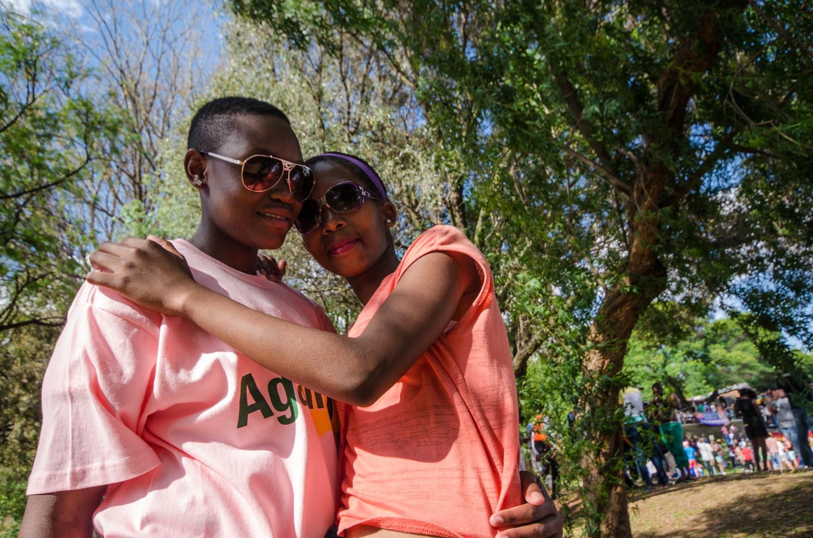 Homoseksualiteit in Afrika