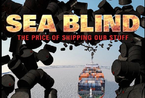 Seablind stelt vervuiling door de scheepvaart aan de kaak