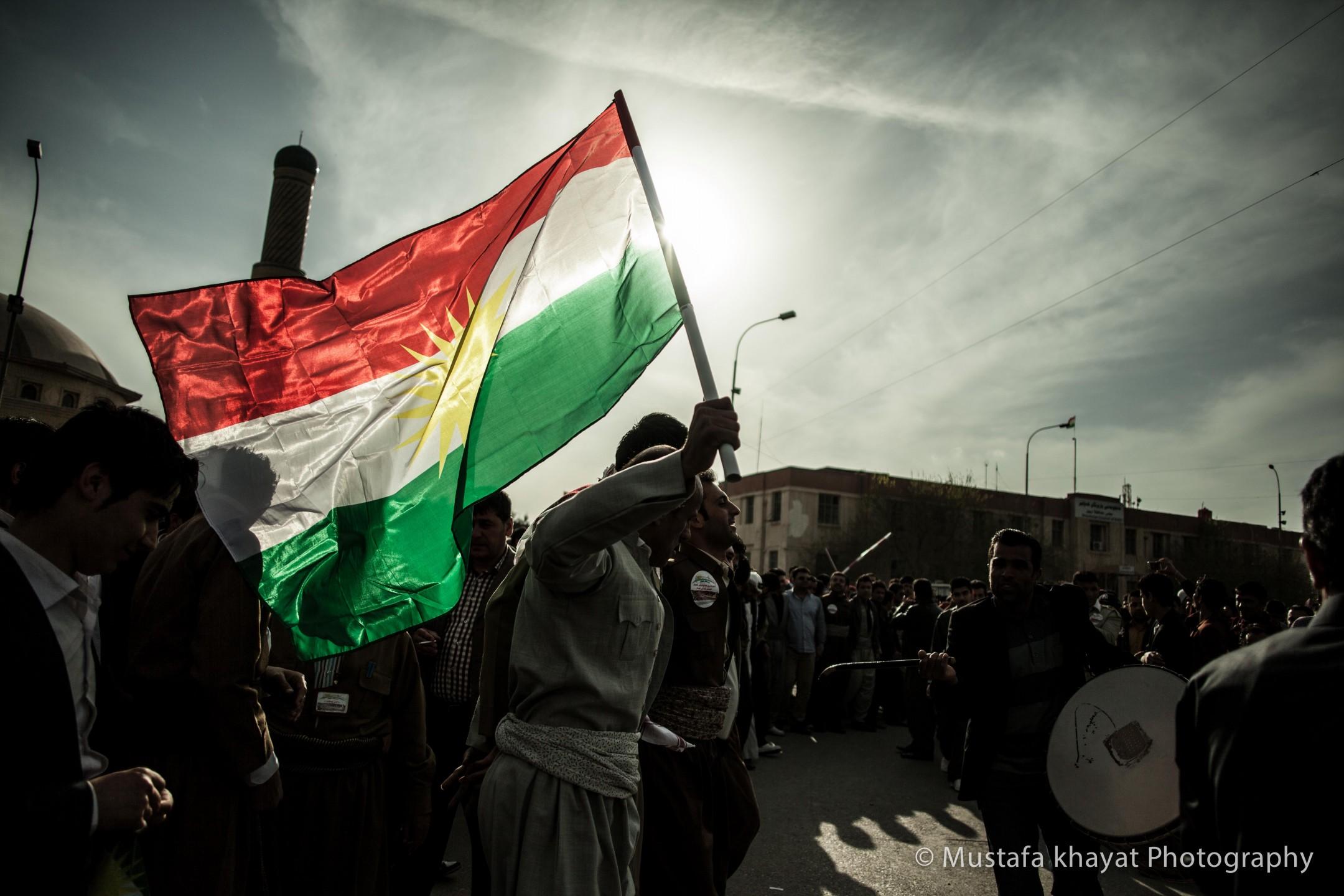 Joods leven lijkt terug te keren naar Iraaks Koerdistan.
