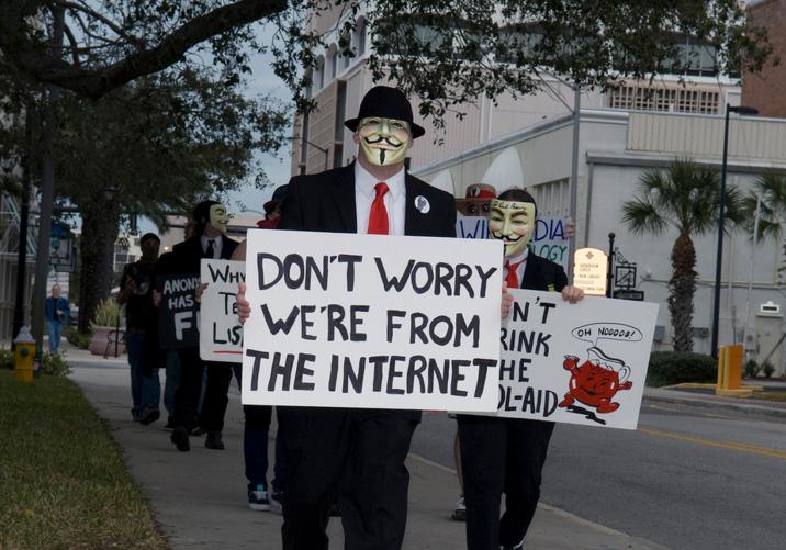 2nd Anoniversary Anonymous9000 Flickr.com
