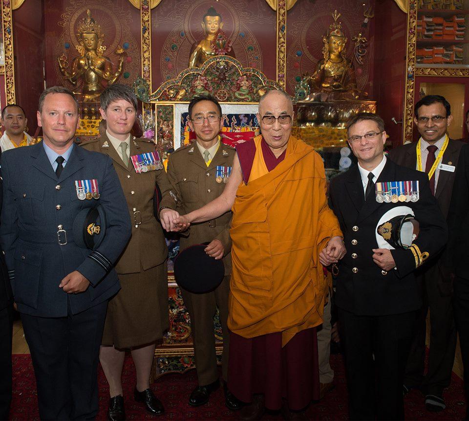 Hoe het boeddhisme kan helpen een betere soldaat te worden