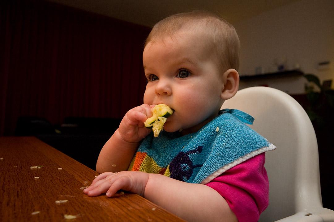 Kinderen eten te weinig groente