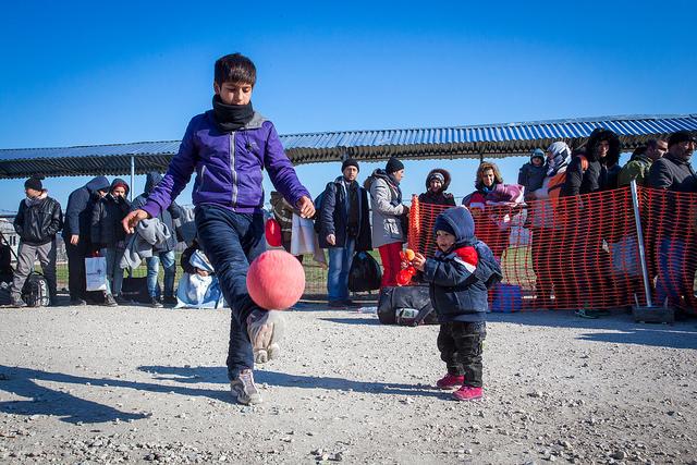 Voorstel Europese Commissie straft vluchteling