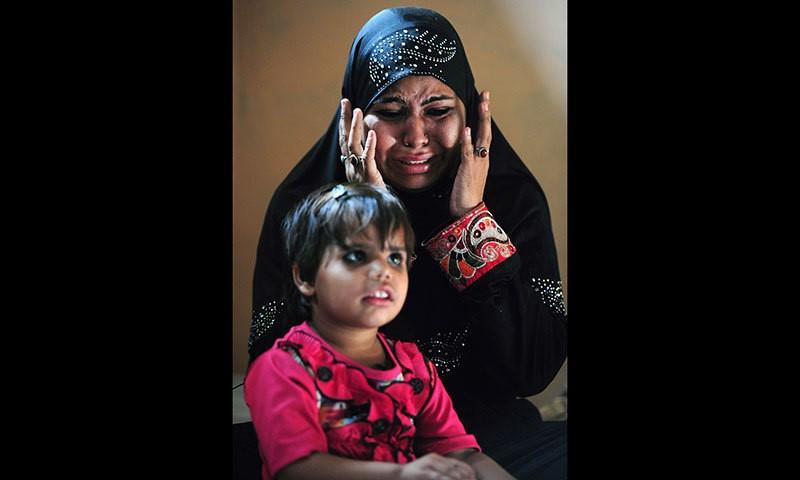Nazia verloor haar man bij brand in textielfabriek Karachi