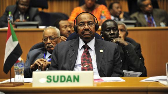 President al-Bashir van Sudan