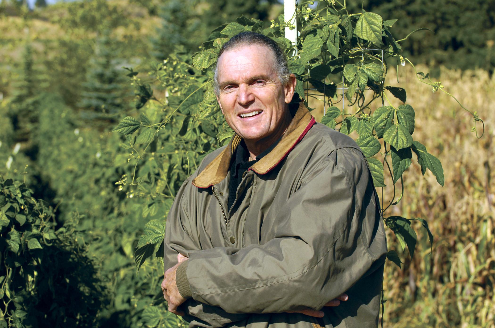 John Reganold praat op UC Berkeley over de wetenschap achter biologische landbouw