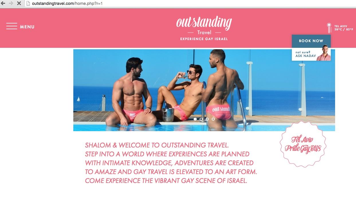 Outstanding Gay Israel