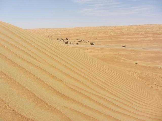 droogte gaat het midden-oosten bedreigen