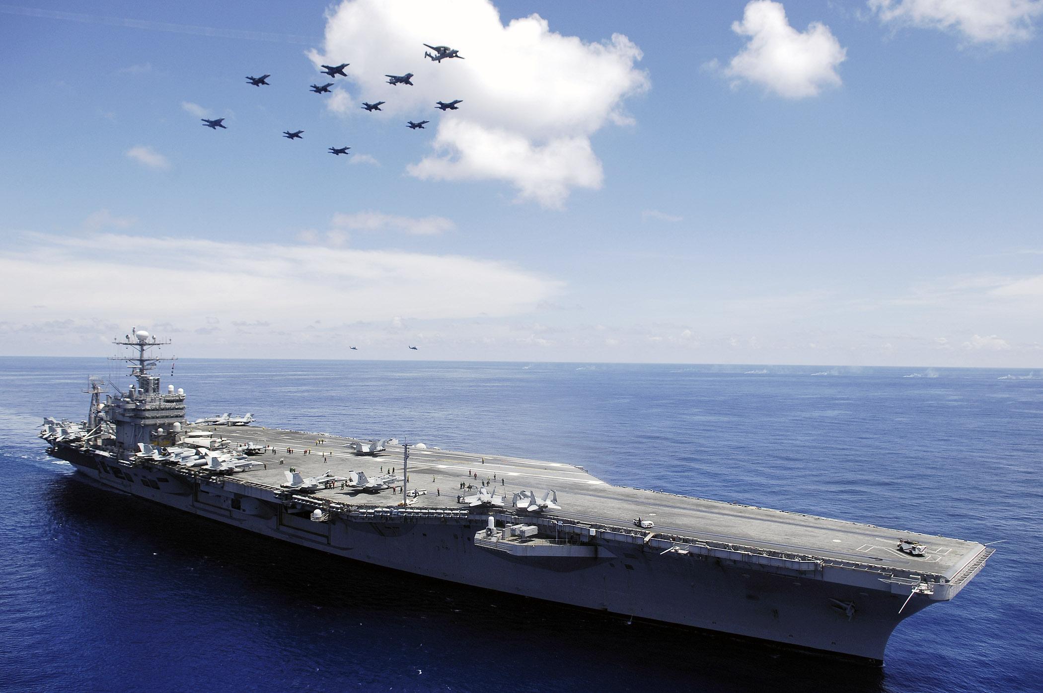 Spanningen in de Zuid-Chinese Zee: onbenullige eilandjes of mondiale machtsverschuivingen?