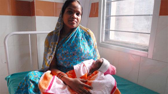 26 weken zwangerschapsverlof in India