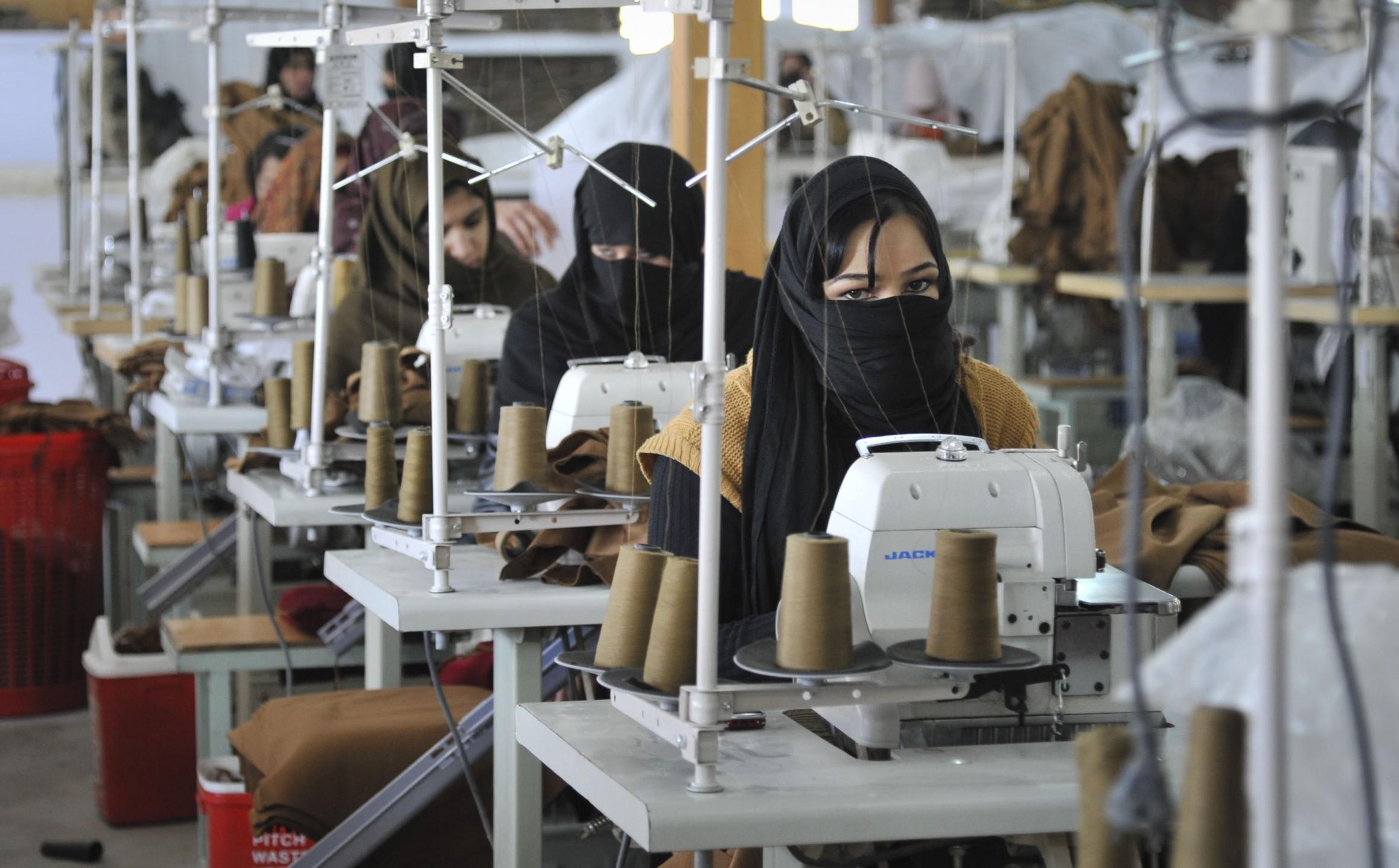 hoe effectief zijn controles in kledingfabrieken?