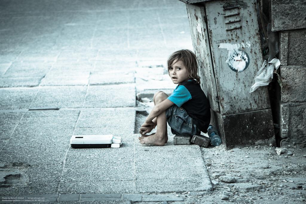 Rapport UNICEF: Wereldwijd bijna 50 miljoen kinderen ontheemd