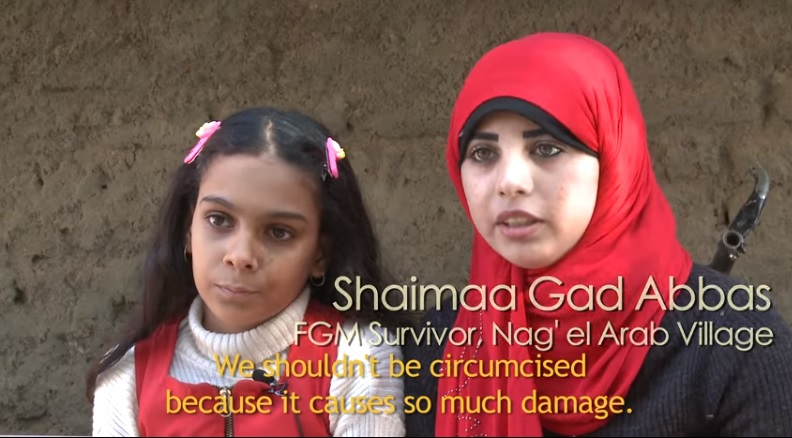 Still uit video van UNDP