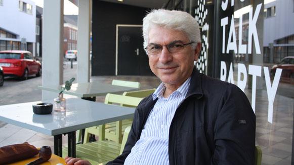Interview met Syrische schrijver Nihad Sirees