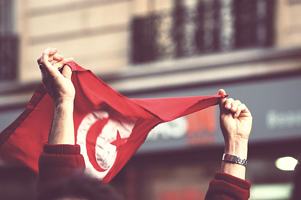 Democratisering is opstap voor journalistieke revolutie in Tunesië