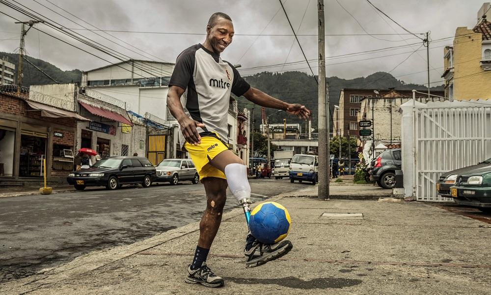 Colombia: Sociale onderneming LegBank maakt protheses beschikbaar voor iedereen