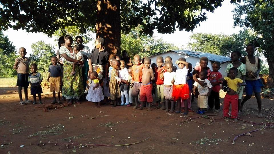 Kinderen in Jossam