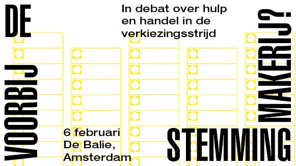 Debat Stemmingmakerij