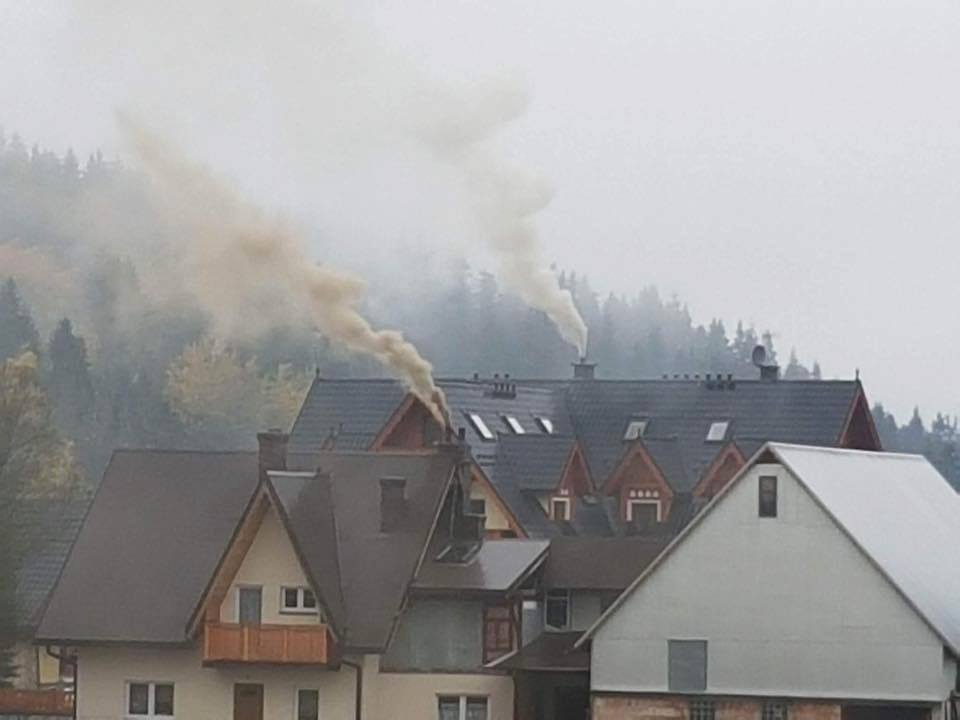 Szaflary een kuuroord in Zuid-Polen