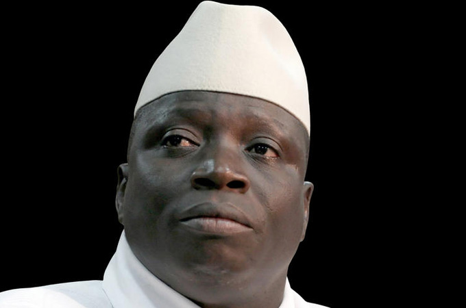 Jammeh