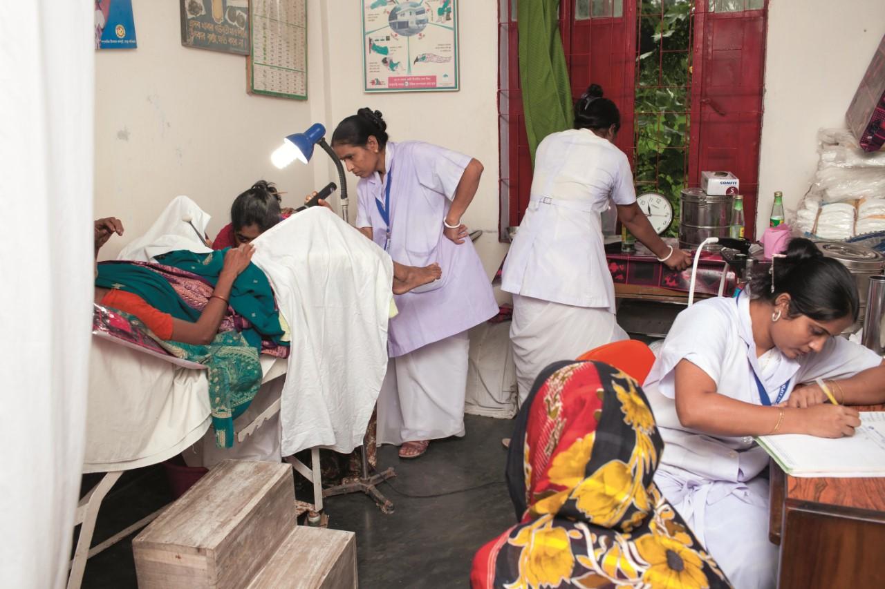 Screening in Bangladesh