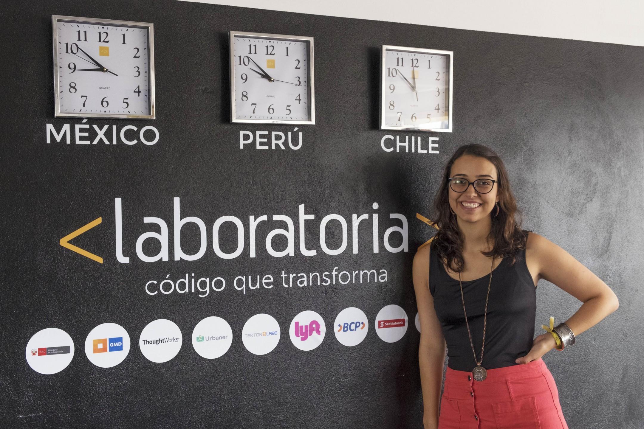 Logo Laboratoria
