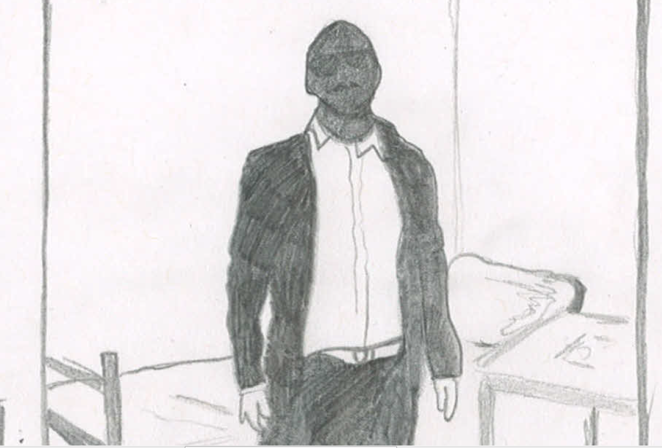 Amanuel, de kamergenoot van Mekonen