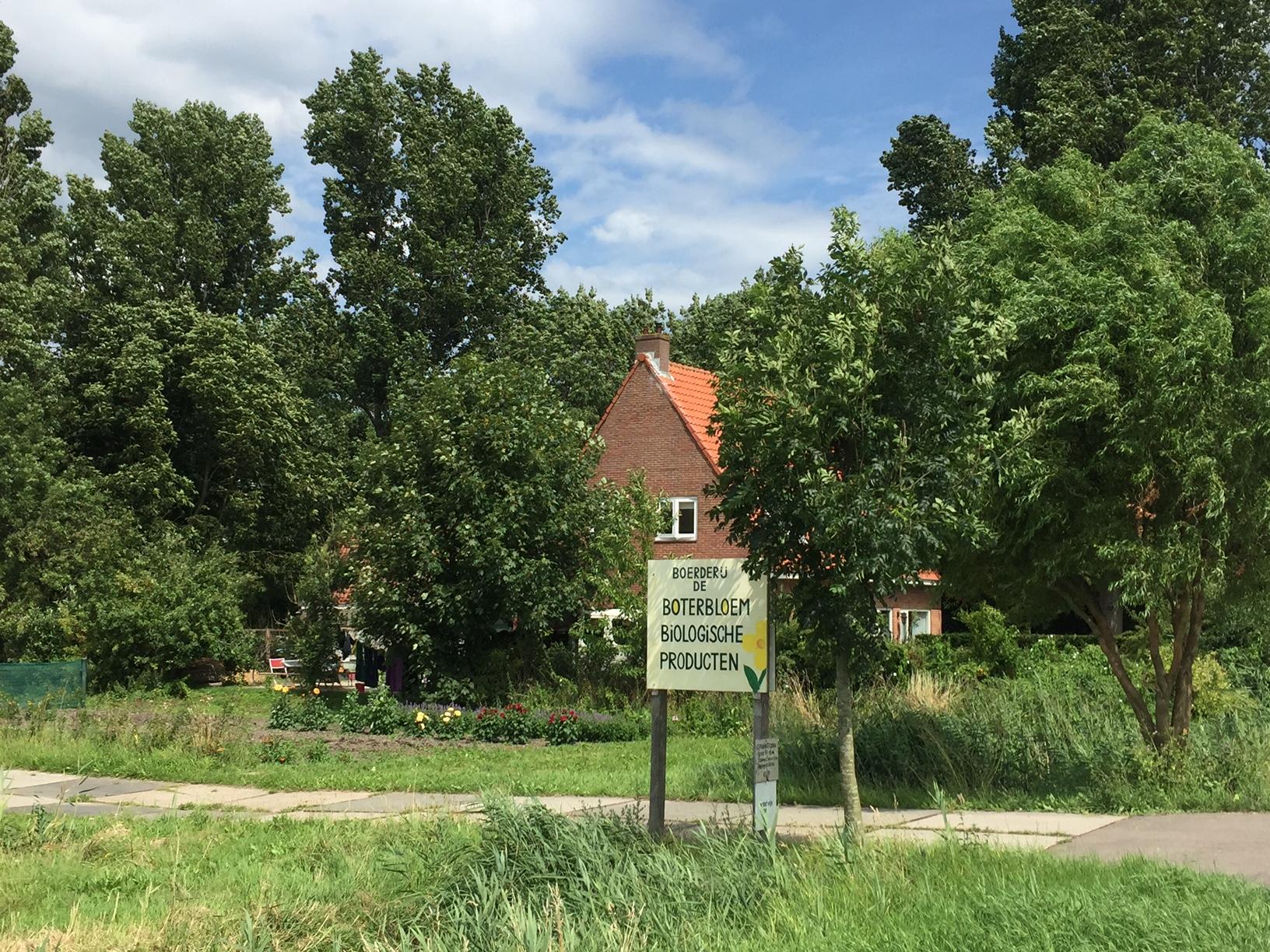 Bioboerderij de Boterbloem Amsterdam