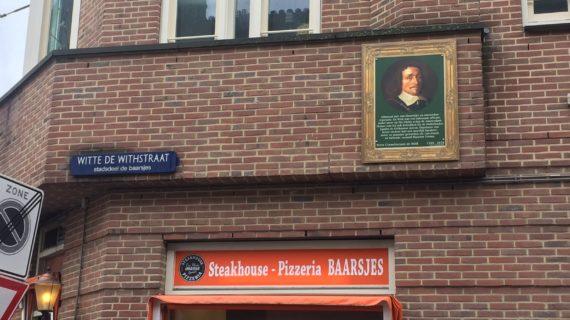 Witte de Withstraat, De Baarsjes, Amsterdam
